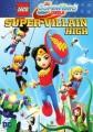 Lego DC super hero girls. Super-Villain High.