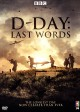 D-day : last words