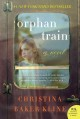 Book cover of Orphan Train