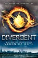 Book cover of Divergent