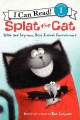 Splat the Cat. Splat and Seymour, best friends forevermore