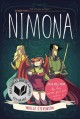 Book cover of *Nimona