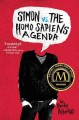 Book cover of Simon vs. the Homo Sapiens Agenda
