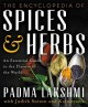 The encyclopedia of spices and herbs : an essential guide to the flavors of the world