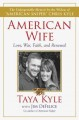 American wife : love, war, faith, and renewal
