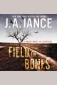 Field of Bones A Brady Novel of Suspense