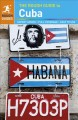 The rough guide to Cuba.