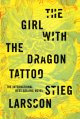 Book cover of The Girl With the Dragon Tattoo