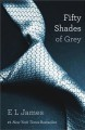 Book cover of Fifty Shades of Grey
