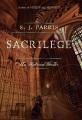 Book cover of Sacrilege