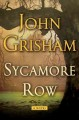 Book cover of Sycamore Row