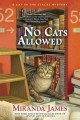No cats allowed : a cat in the stacks mystery