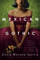 Book cover of Mexican Gothic