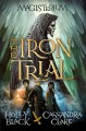 Book cover of *The Iron Trial