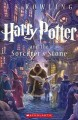 Book cover of The Harry Potter & the Sorcerer's Stone