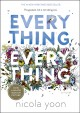 Book cover of *Everything, Everything