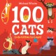 100 cats : cute kitties to count
