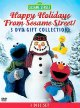 Happy holidays from Sesame Street!