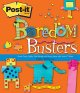 Boredom busters : create crazy crafts, play puzzles & make models with postit notes