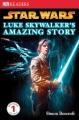 Star wars. Luke Skywalker's amazing story