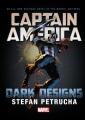 Captain America, dark designs