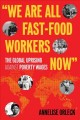 """""""We are all fast-food workers now"""" : the global uprising against poverty wages"""