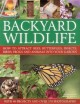 Backyard wildlife : how to attract bees, butterflies, insects, birds, frogs and animals into your garden