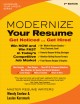 Modernize your resume : get noticed...get hired