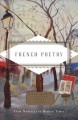 French poetry : from Medieval to modern times