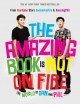 Book cover of The Amazing Book Is Not on Fire: The World of Dan and Phil