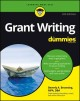 Book cover of Grant Writing for Dummies