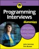 Programming interviews