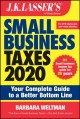 J.K. Lasser's small business taxes. 2020
