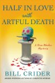 Half in love with artful death : a Dan Rhodes mystery