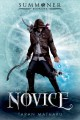 Book cover of The Novice