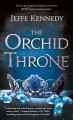 Orchid throne
