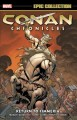 Conan chronicles epic collection. return to cimmeria