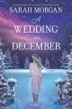 A wedding in December