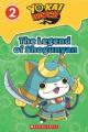 The legend of Shogunyan : The legend of shogunyan
