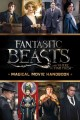 Fantastic beasts and where to find them : magical movie handbook