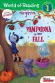 Vampirina in the fall
