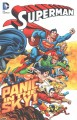 Superman : panic in the sky