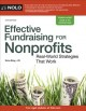 Book cover of Effective Fundraising for Nonprofits: Real-World Strategies That Work