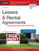 Leases & rental agreements.