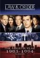Law & order. The fourth year, 1993-1994 season