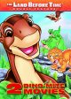 The land before time double feature : 2 dino-mite movies.