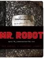 MR. ROBOT : Red Wheelbarrow