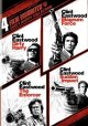4 film favorites. Dirty Harry collection