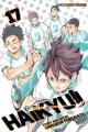 Haikyu!!. Volume 17, Talent and instinct
