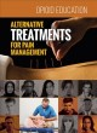 Alternative treatments for pain management